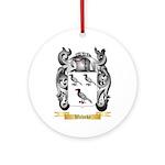 Wahnke Round Ornament