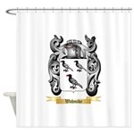 Wahncke Shower Curtain