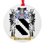 Wagstaffe Round Ornament