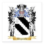 Wagstaffe Square Car Magnet 3