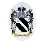Wagstaffe Oval Ornament