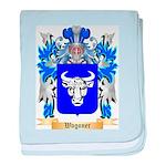 Wagoner baby blanket