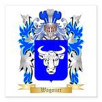 Wagoner Square Car Magnet 3