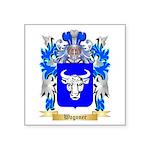 Wagoner Square Sticker 3