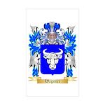 Wagoner Sticker (Rectangle 50 pk)