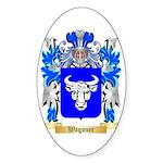 Wagoner Sticker (Oval 10 pk)