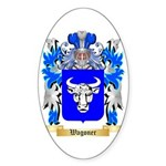Wagoner Sticker (Oval 50 pk)
