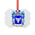 Wagoner Picture Ornament
