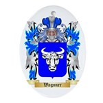 Wagoner Oval Ornament