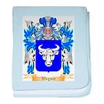 Wagner baby blanket