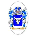 Wagner Sticker (Oval 10 pk)