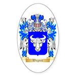 Wagner Sticker (Oval 50 pk)