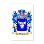 Wagner 20x12 Wall Decal