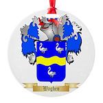 Waghen Round Ornament