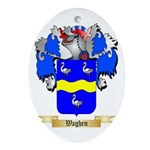 Waghen Oval Ornament