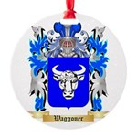 Waggoner Round Ornament