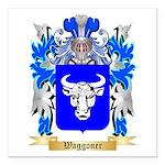 Waggoner Square Car Magnet 3
