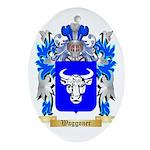 Waggoner Oval Ornament