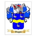 Waggon Small Poster