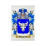 Waggener Rectangle Magnet (100 pack)