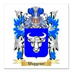Waggener Square Car Magnet 3