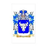 Waggener Sticker (Rectangle 50 pk)