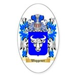 Waggener Sticker (Oval 50 pk)
