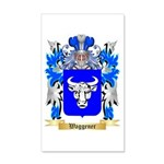 Waggener 20x12 Wall Decal