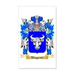 Waggener 35x21 Wall Decal