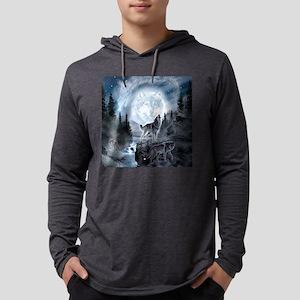 spirt of the wolf Long Sleeve T-Shirt