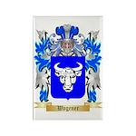 Wagener Rectangle Magnet (10 pack)