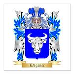 Wagener Square Car Magnet 3