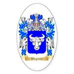 Wagener Sticker (Oval 50 pk)