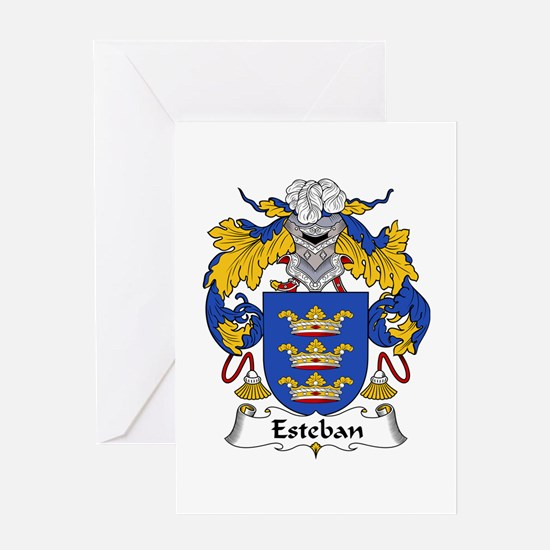 Esteban Greeting Card