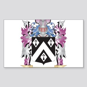 Chapa Coat of Arms (Family Crest) Sticker