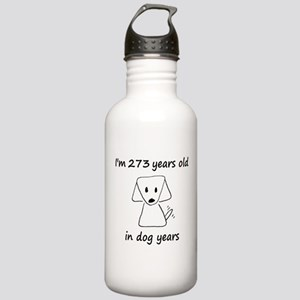39 Dog Years 6-1 Water Bottle
