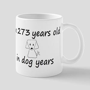 39 Dog Years 6-3 Mugs