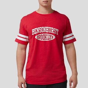 Bensonhurst Brooklyn Women's Dark T-Shirt