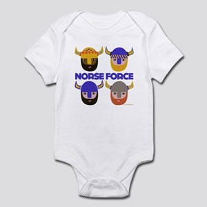 The Norse Force Infant Bodysuit