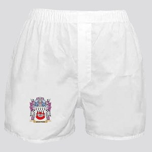 Chapman Coat of Arms (Family Crest) Boxer Shorts
