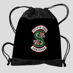 Riverdale South Side Serpents Drawstring Bag