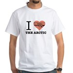 I Love The Arctic - Arcus Logo T-Shirt