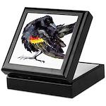 Red-winged Black Bird Keepsake Box