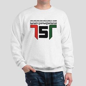 Conscious757 Sheild Sweatshirt