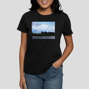 Denali, forest, river, mountains, Alaska 1 T-Shirt