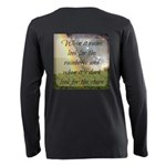 When It Rains Look For Plus Size Long Sleeve Tee