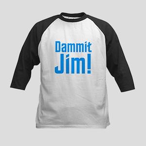 Dammit Jim Baseball Jersey