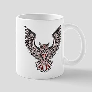 Owl Tattoo Coffee Mug Mugs