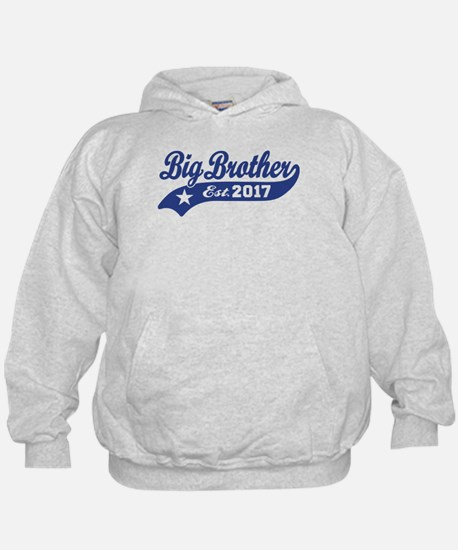 Big Brother Est. 2017 Hoodie