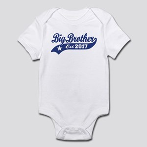 Big Brother Est. 2017 Infant Bodysuit